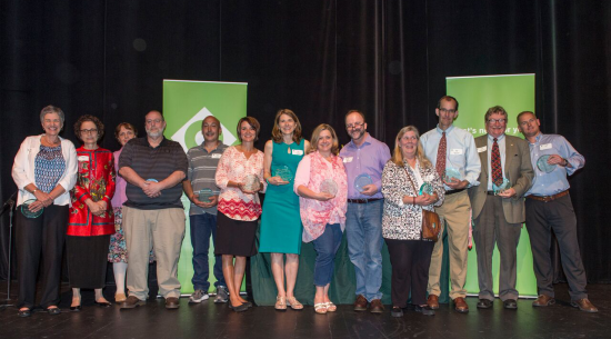 2016 A Champion in Education (ACE) Awards Winners